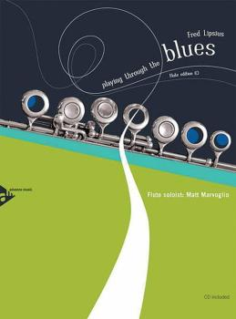 Playing Through the Blues: Flute Edition (C) (AL-01-ADV14904)