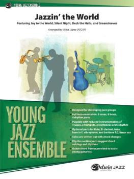 Jazzin' the World (Featuring: Joy to the World / Silent Night / Deck t (AL-00-45074)