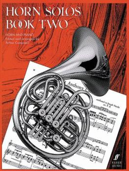 Horn Solos, Book Two (AL-12-0571512585)