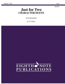 Just for Two: Character Duets (AL-81-HE1768)