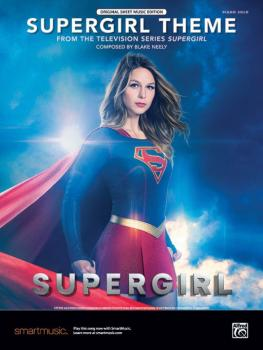 Supergirl Theme (From the Television Series <i>Supergirl</i>) (AL-00-46139)