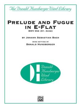 Prelude and Fugue in E-flat BWV 552 (St. Anne) (AL-00-30833)