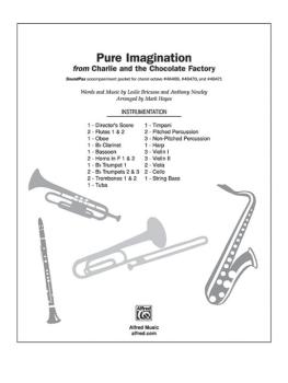 Pure Imagination (From <i>Charlie and the Chocolate Factory</i>) (AL-00-DIGPX00063)