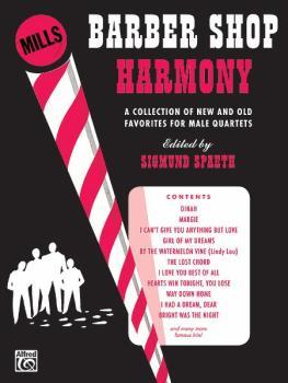 Barber Shop Harmony (AL-00-11056X)