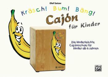 Kräsch! Bum! Bäng! Cajón für Kinder (AL-00-20233G)