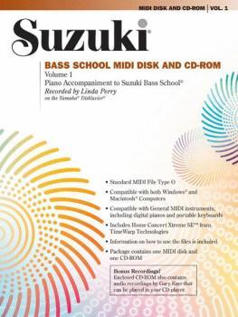 Suzuki Bass School, Volume 1 (AL-00-30880)