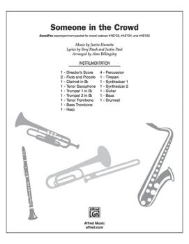 Someone in the Crowd: Music from the Motion Picture <i>La La Land</i> (AL-00-DIGPX00065)