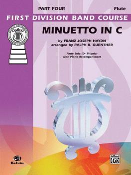 Minuetto in C (AL-00-FDS00145)