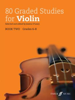 80 Graded Studies for Violin, Book Two (AL-12-0571539785)