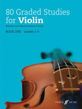 80 Graded Studies for Violin, Book One (AL-12-0571539777)