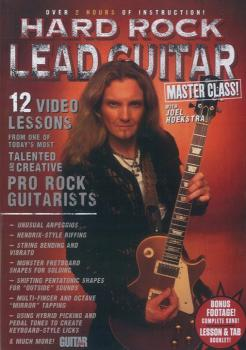 Guitar World: Hard Rock Lead Guitar Master Class!: 12 Video Lessons fr (AL-56-0985573324)