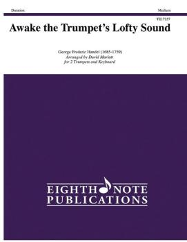 Awake the Trumpet's Lofty Sound (AL-81-TE17257)