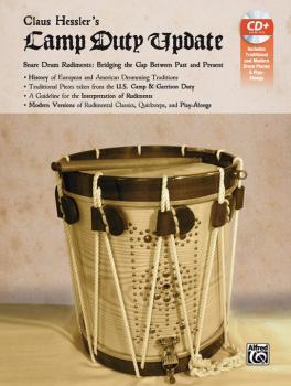 Claus Hessler's Camp Duty Update: Snare Drum Rudiments: Bridging the G (AL-00-20255US)