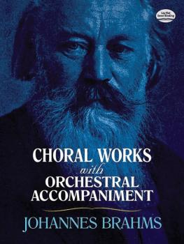 Choral Works with Orchestral Accompaniment (AL-06-814599)
