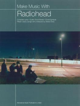 Make Music with Radiohead (AL-55-9708A)