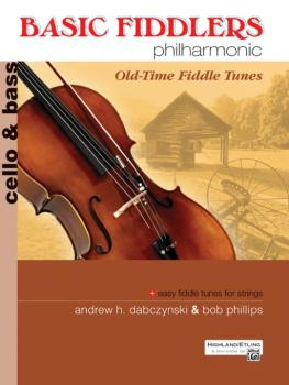 Basic Fiddlers Philharmonic: Old-Time Fiddle Tunes (AL-00-28321)