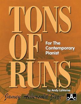 Tons of Runs (For the Contemporary Pianist) (AL-24-TONS)