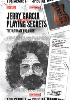 Guitar World: Jerry Garcia Playing Secrets: The Ultimate DVD Guide! (AL-56-0985573331)