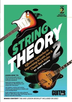 Guitar World: String Theory 2: Effective Approaches to Improvising in  (AL-56-0985573355)
