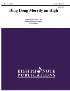 Ding Dong Merrily on High (AL-81-CC17106)