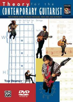 Theory for the Contemporary Guitarist: The Ultimate Guide to Music for (AL-00-24207)