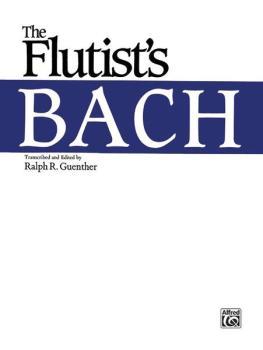 The Flutist's Bach (AL-00-EL03155)