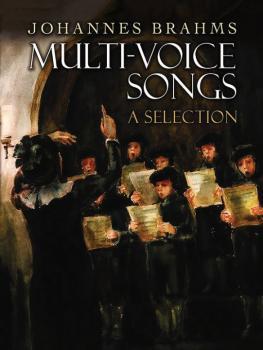 Multi-Voice Songs: A Selection (AL-06-814564)