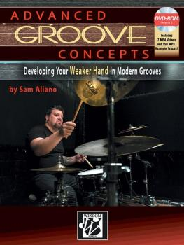 Advanced Groove Concepts: Developing Your Weaker Hand in Modern Groove (AL-00-46831)