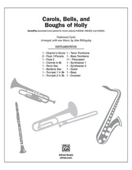 Carols, Bells, and Boughs of Holly! (AL-00-DIGPX00046)