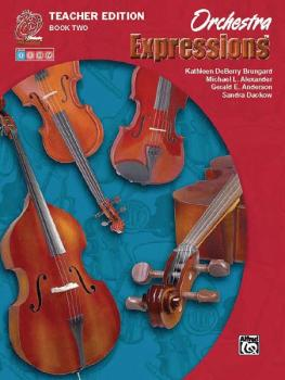 Orchestra Expressions™, Book Two: Teacher Edition (AL-00-EMCO2001)