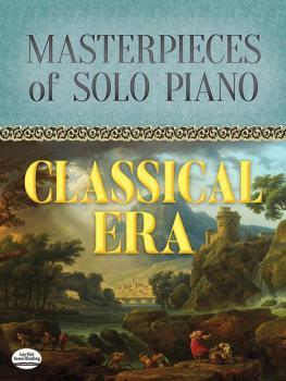 Masterpieces of Solo Piano: Classical Era (AL-06-820203)