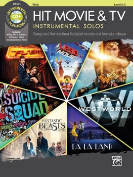 Hit Movie & TV Instrumental Solos for Strings: Songs and Themes from t (AL-00-46777)