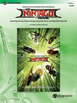 <i>The Lego® Ninjago® Movie™</i>: Selections from the Motion Picture S (AL-00-46630S)