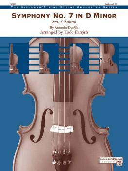 Symphony No. 7 in D Minor (Mvt. 3, Scherzo) (AL-00-46722S)