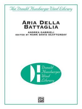 Aria Della Battaglia (AL-00-29639S)