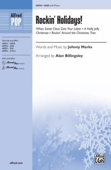 Rockin' Holidays!: When Santa Claus Gets Your Letter * A Holly Jolly C (AL-00-46954)