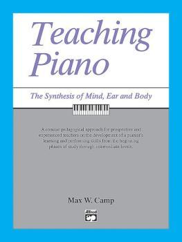 Teaching Piano - Softcover (AL-00-6032)