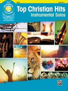 Top Christian Hits Instrumental Solos for Strings (AL-00-46807)