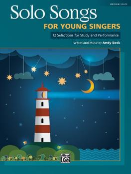 Solo Songs for Young Singers: 12 Selections for Study and Performance (AL-00-46840)
