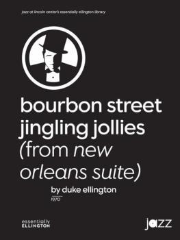 Bourbon Street Jingling Jollies (From <i>New Orleans Suite</i>) (AL-00-44303)