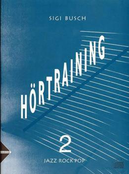 Hörtraining Band 2 (Jazz - Rock - Pop) (AL-01-ADV16101)