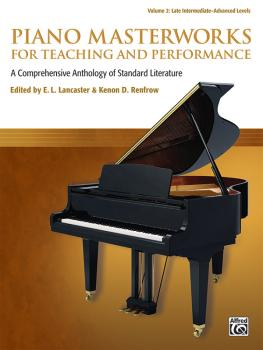 Piano Masterworks for Teaching and Performance, Volume 2: A Comprehens (AL-00-44629)