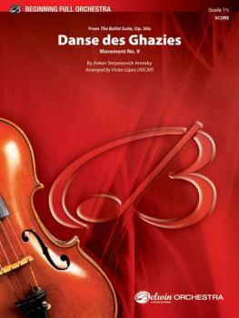 Danse des Ghazies (Movement, No. 9) (AL-00-44791S)