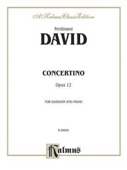 Concertino, Opus 12 (AL-00-K09263)