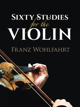 Sixty Studies for the Violin (AL-06-827739)