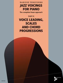 Jazz Voicings for Piano: The Complete Linear Approach: Part II: Voice  (AL-01-ADV9049)