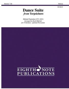 Dance Suite (from <i>Terpsichore</i>) (AL-81-CC18113)