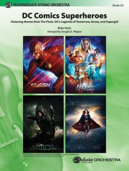 DC Comics Superheroes (Featuring Themes from <i>The Flash</i>, <i>DC's (AL-00-47442)