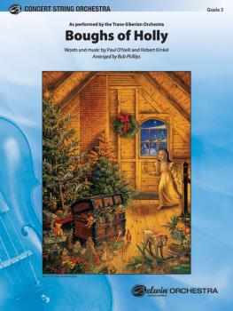 Boughs of Holly: As Performed by Trans-Siberian Orchestra (AL-00-47446)