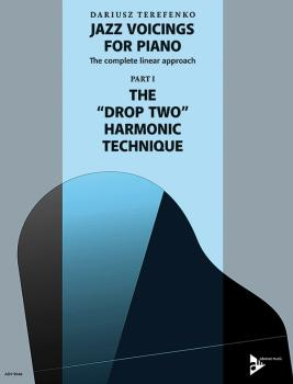"""Jazz Voicings for Piano: The Complete Linear Approach: Part I: The """"Dr (AL-01-ADV9046)"""